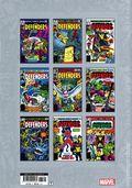 Marvel Masterworks Defenders HC (2008-Present Marvel) 7-1ST