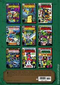 Marvel Masterworks Deluxe Library Edition Variant HC (1987-Present Marvel) 1st Edition 295-1ST