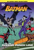 DC Super Hero Adventures Batman and the Missing Punchline SC (2020 Stone Arch Books) 1-1ST