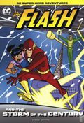 DC Super Hero Adventures Flash and the Storm of the Century SC (2020 Stone Arch Books) 1-1ST