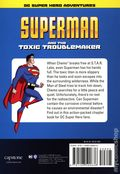 DC Super Hero Adventures Superman and the Toxic Troublemaker SC (2020 Stone Arch Books) 1-1ST