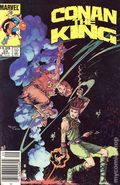 Conan the King (1980) Canadian Price Variant 24