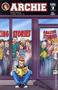 Archie (2015 2nd Series) 1AMAZSTORIES