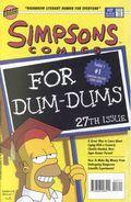Simpsons Comics (1993-2018 Bongo) 27