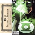 Green Lantern (2005 3rd Series) 1A.DF.SIGNED