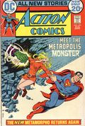 Action Comics (1938 DC) Mark Jewelers 415MJ