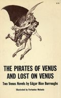 2 Venus Novels SC (1963 Dover Publications) 1-1ST