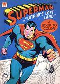 Superman Coloring Book SC (1965-1980 Whitman) 1665