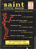 Saint Detective Magazine (1954-1966 King-Size) UK Reprints Vol. 3 #2