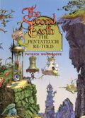 Second Earth The Pentateuch Re-Told HC (1987 Paper Tiger) 1-REP
