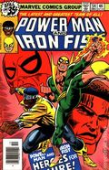 Power Man and Iron Fist (1972) Mark Jewelers 54MJ