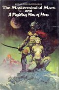 Mastermind of Mars and Fighting Man of Mars HC (1973 Nelson Doubleday, Inc) 0-REP