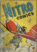 Nitro Comics (Canadian Series 1946 Bell Features) 2