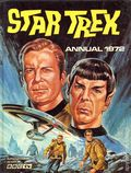 Star Trek Annual HC (1969-1992 World Distributors) 1972