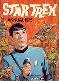 Star Trek Annual HC (1969-1992 World Distributors) 1975
