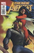 New Avengers (2005 1st Series) 5B