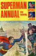 Superman Annual HC (1951-2017) UK 1968