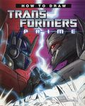 How to Draw Transformers Prime SC (2012 IDW) 1-REP