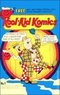 Kool-Aid Komics 20 Pages of Jokes, Riddles & Games (1975) 1