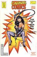 True Stories of Adult Film Stars Lilli Xene (1995 Carnal Comics) 1