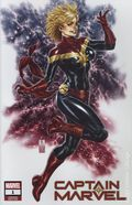 Captain Marvel (2019 11th Series) 1BROOKS.A