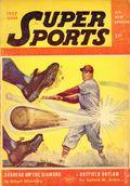 Super Sports (1938 Columbia Publications) Pulp Vol. 14 #1