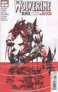 Wolverine Black White and Blood (2020 Marvel) 1A
