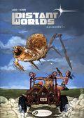 Distant Worlds GN (2018 Cinebook) 4-1ST