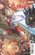 Rise of Ultraman (2020 Marvel) 1I