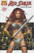 Red Sonja (2005 Dynamite) 0A
