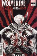 Wolverine Black White and Blood (2020 Marvel) 1C