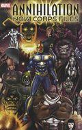 Annihilation Nova Corps Files (2006 Marvel) 0