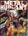 Metal Hurlant (French 1975-1987 Humanoides Associes) 22