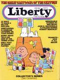 Liberty Then & Now (1972-1976 Liberty Corp) Magazine Oct 1973