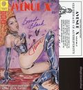 Avenue X (1994 Purple Spiral) 1.SIGNED
