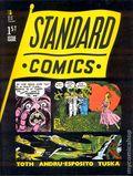 Standard Comics (circa 1980) 1