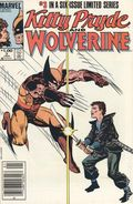 Kitty Pryde and Wolverine (1984) Canadian Price Variant 3