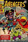 Avengers (1963 1st Series) National Diamond 88NDS