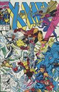 X-Men (1991 1st Series) 3CX.SIGNED