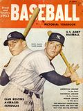 Baseball Pictorial Yearbook (Street and Smith) 1953