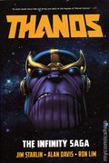 Thanos Infinity Saga Omnibus HC (2020 Marvel) 1A-1ST
