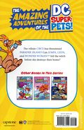 Amazing Adventures of the DC Super Pets! Trouble on Paradise Island SC (2020 Capstone) 1-1ST