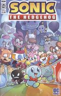Sonic The Hedgehog (2018 IDW) 34A