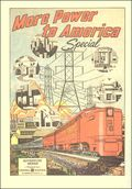 More Power to America Special (1950) General Electric giveaway 1950