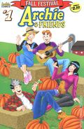 Archie And Friends Fall Festival (2020 Archie) 1