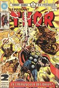 Le Puissant Thor (French Canadian 1972-1984 Editions Heritage) 109/110