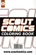 Scout Comics Coloring Book SC (2020 Scout Comics) 1-1ST