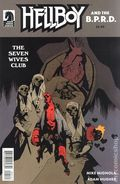 Hellboy and the B.P.R.D. the Seven Wives Club (2019 Dark Horse) 1B