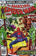 Amazing Spider-Man (1963 1st Series) Mark Jewelers 166MJ