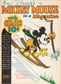 Mickey Mouse Magazine (1935-1940 Western) Vol. 2 #4